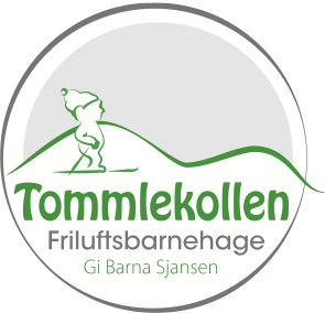 Logo Tommlekollen Friluftsbarnehage - Gi Barna Sjansen